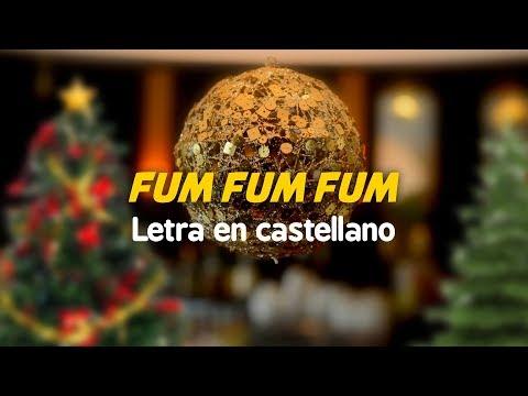 Fum, Fum, Fum | Villancicos y Canciones de Navidad (karaoke)