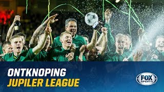 JUPILER LEAGUE | Spectaculair slot in vogelvlucht