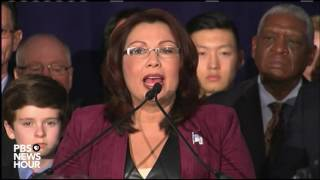Tammy Duckworth: 'This nation didn't give up on me when I was at my most vulnerable'