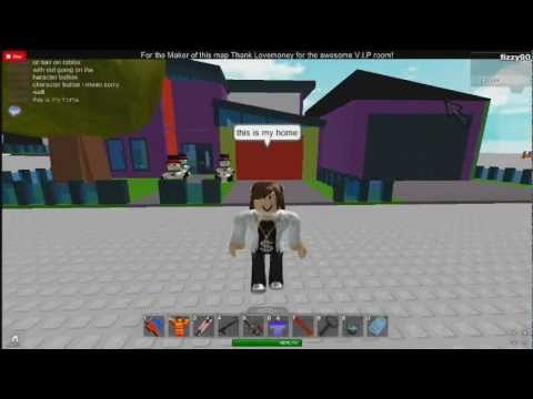 how to change your character in roblox