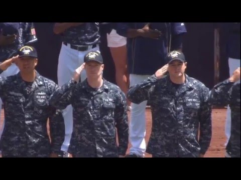 Military Sunday at Petco Park
