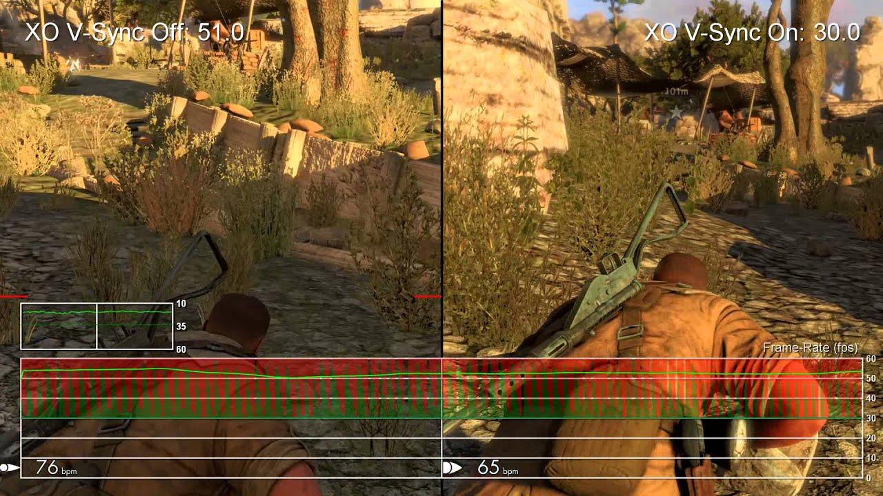 Face-Off: Sniper Elite 3 • Eurogamer net