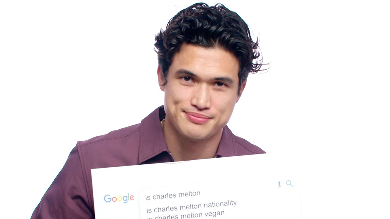 Charles Melton Answers the Web's Most Searched Questions | WIRED – WIRED