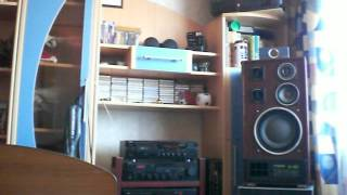 Моя домашняя аудиосистема. / My Home Stereo