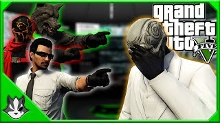 TURTLE SUCKS AT BEING HOST FOR ANYTHING || GTA Online Funny Moments