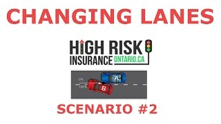 Changing Lanes - Fault Determination Rules - Ontario - 10 (4)