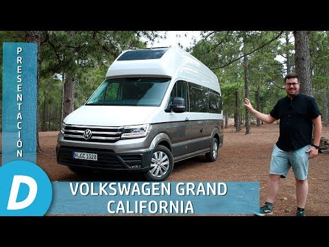 Volkswagen Grand California   Primera prueba   Review en español   Diariomotor