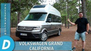 Volkswagen Grand California | Primera prueba | Review en español | Diariomotor