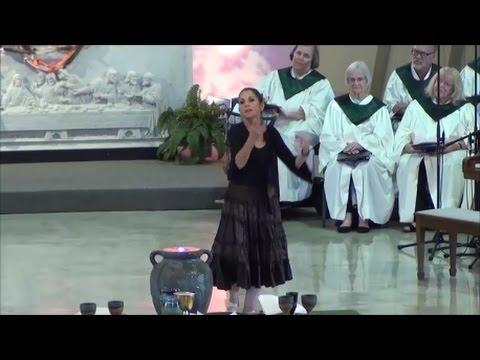 """""""El Shaddai"""" Liturgical Dance by Marcia Mahaffey"""