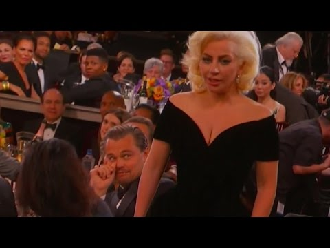 Leonardo DiCaprio Defends His Reaction To Lady Gaga's Win