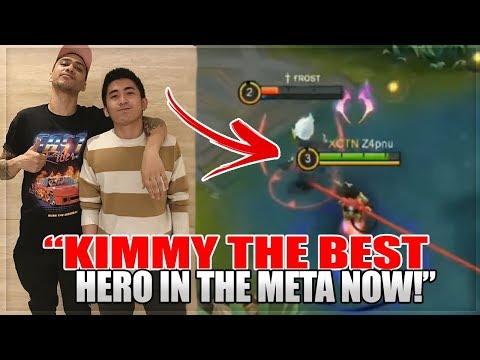 Z4PNU PROVES KIMMY IS THE BEST HERO