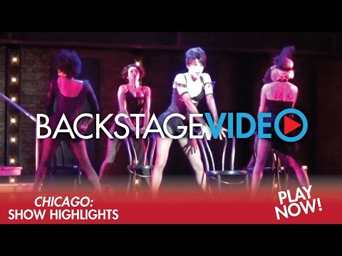 Chicago the Musical (show highlights)