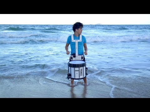 Download Youtube: The Magical Drum | Rudy Mancuso