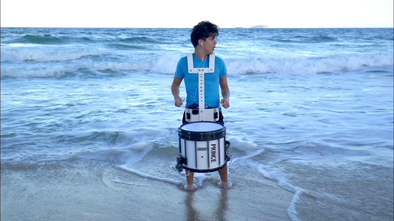 The Magical Drum | Rudy Mancuso