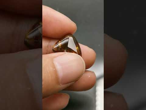 墨西哥火瑪瑙 Mexico Fire Agate [ DCT Collection 小資珠寶 ]