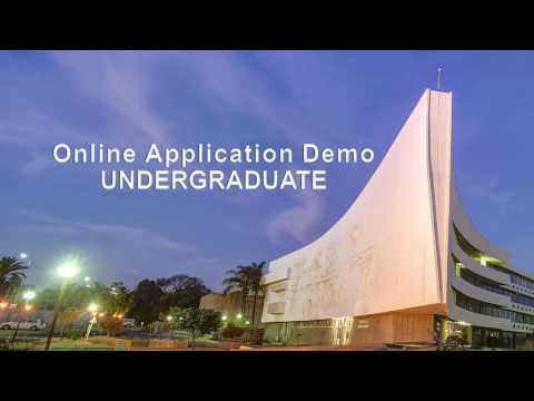 University of Pretoria undergraduate applicants