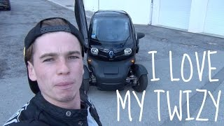 5 THINGS I LOVE ABOUT MY TWIZY