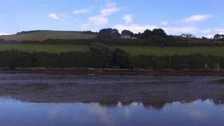 River Avon around Bantham & Bigbury, South Devon