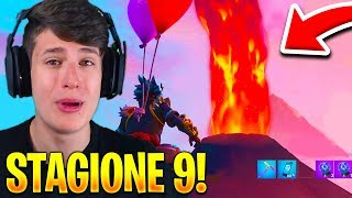 "THE VULCANO HAS EXCLAIMED IN ANTICIPO! EVENT SEASON 9 ""Glitch"" Fortnite"