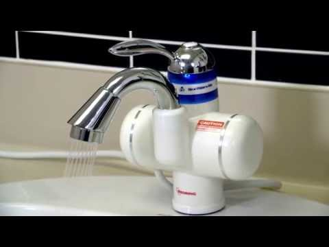 Redring Instant Hot Water Plug In Tap