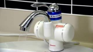 Redring Instant Hot Water Plug In Tap Installation Guide