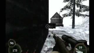 Return to Castle Wolfenstein (PS2) - 6-1 (Ice Station Norway)