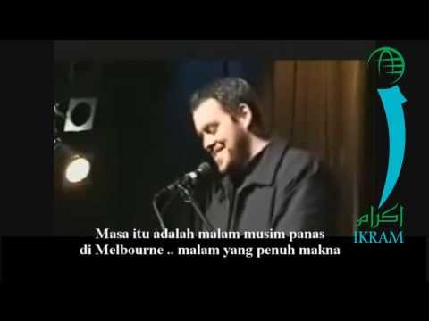 Open Your Eyes By Maher Zain, IKRAM With Sharing By Brother Ruben (Abu Bakr) From Australia