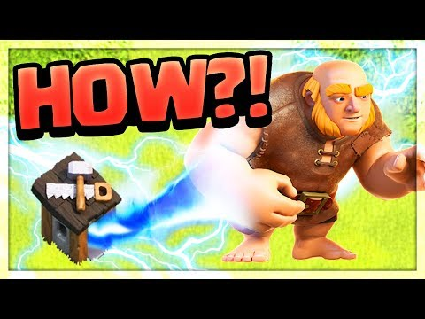 HOW?! Giant in a BUILDER HUT? Clash of Clans UPDATE? Anniversary MADNESS!