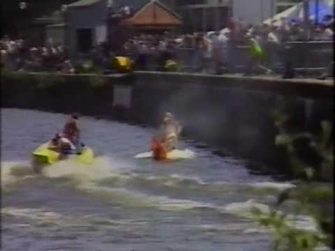 Bristol Powerboat Grand Prix 1989