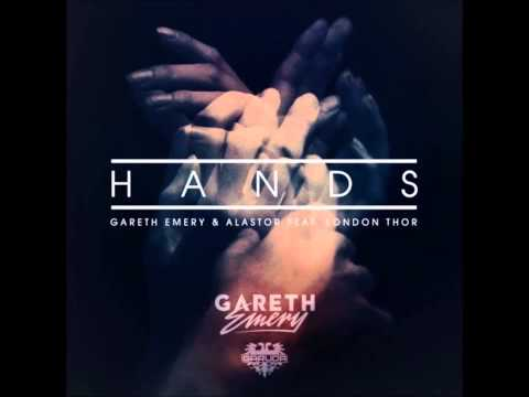 Gareth Emery & Alastor ft  London Thor - Hands (Official music)