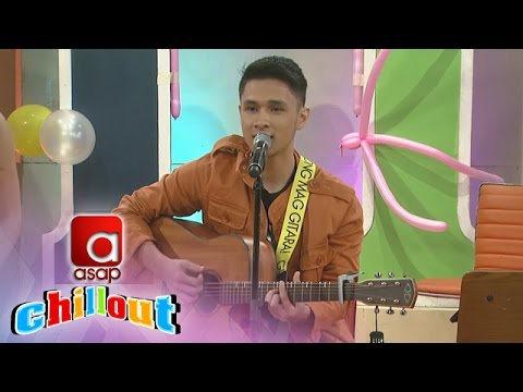 ASAP Chillout: Paolo Onesa sings