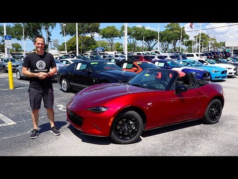 Is the the 2019 Mazda MX-5 Miata the BEST sports car to BUY?