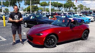 is-the-the-2019-mazda-mx-5-miata-the-best-sports-car-to-buy