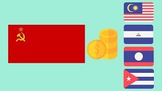4 РЕВОЛЮЦИИ спонсируемые СССР | Часть 2