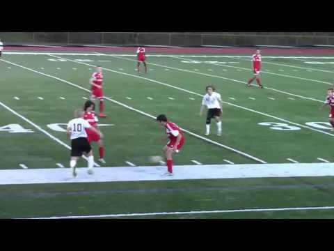 Ian Barrett Soccer Highlights 2015-16