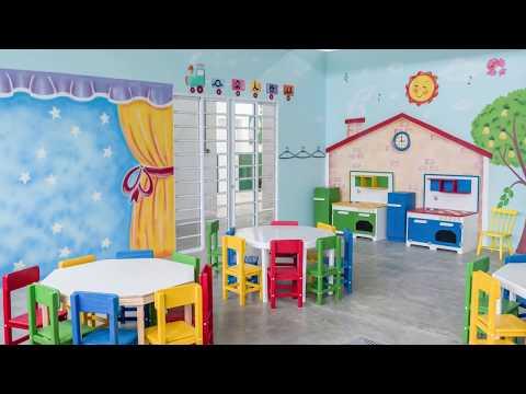 Sala de Educação Infantil, decorada com carinho!