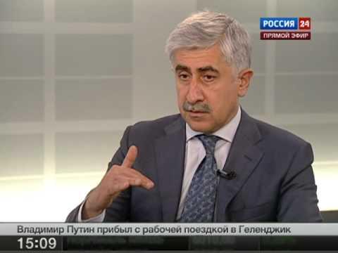 Михаил Погосян :разработка Superjet 100 продолжается