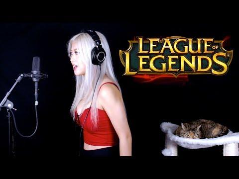 Rise   League of Legends (Acoustic Version) Worlds 2018