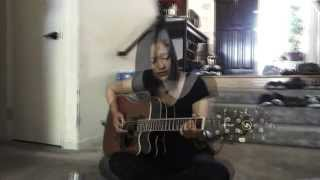 Californication (Red Hot Chili Peppers Cover) (Acoustic Guitar Instrumental) - Rachel Ann Cauilan