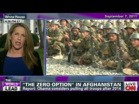 The 'zero' option in Afghanistan