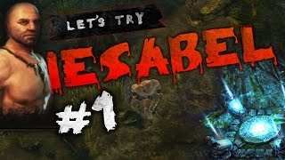 Let's Play Iesabel Gameplay Walktrough PC HD - #1 Shaman - First impressions - Is It Worth Playing?