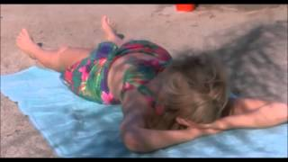 Repeat youtube video The dream master. 1987.  Quicksand scene.