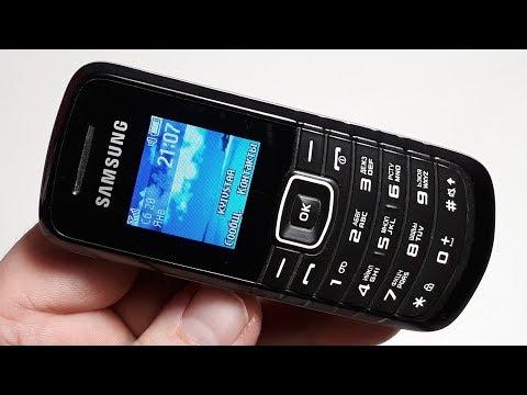 Ремонт и восстановление Samsung Е1081T. Вторая жизнь телефона.