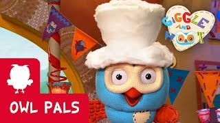 Giggle and Hoot: Cloud Hat Party | Owl Pals