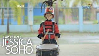 Kapuso Mo, Jessica Soho: Little drummer boy ng Tagum City, kilalanin