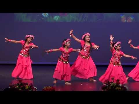 Kala Ranga 2017 - Pipi Kusuma; choreographed by Aruni Bandara