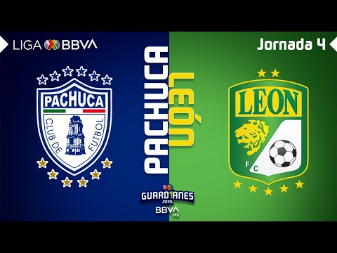Pachuca Club Leon Goals And Highlights