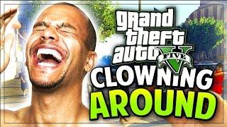 DUMBEST JOKES EVER on GTA V #4 (GTA 5 Trolling/Funny Moments)