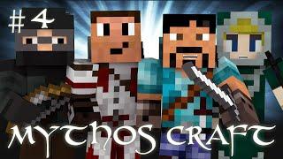 """MYTHOS CRAFT - """"Pech"""" - Minecraft Roleplay #4"""