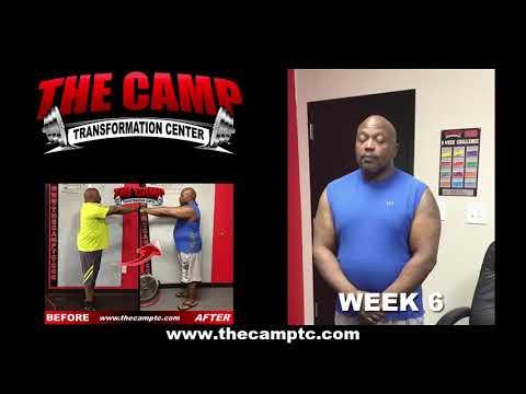 Jacksonville FL Weight Loss Fitness 6 Week Challenge Results - Sammie C.